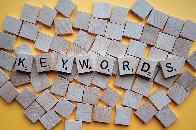 Dimana Tempat yang Cocok untuk Menggunakan Kata Kunci di Blog?