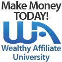 Belajar menjalankan bisnis online yang menguntungkan dengan wealthy affiliate university